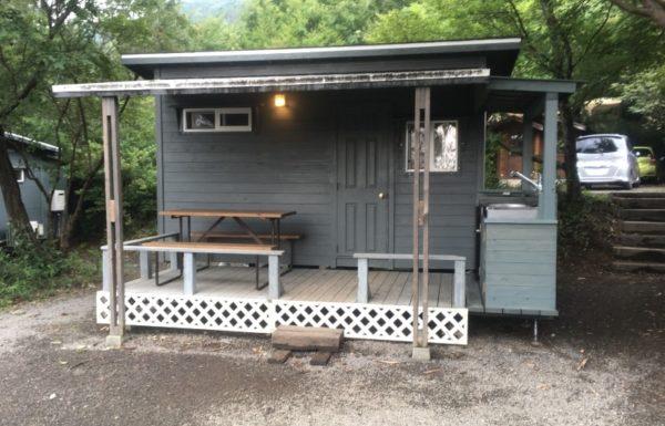 赤城山オートキャンプ場・キャビン