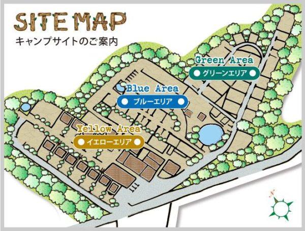 赤城山オートキャンプ場・エリア