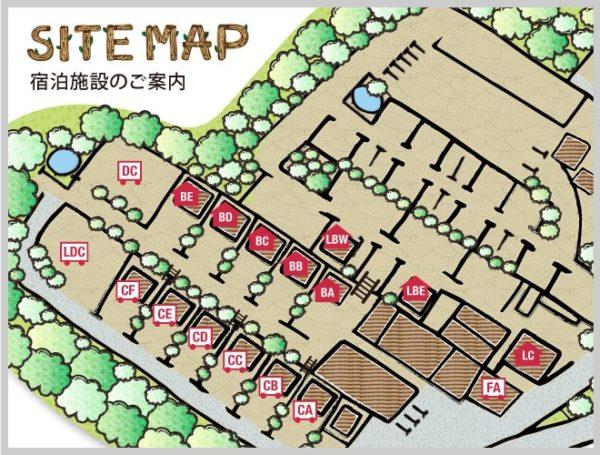 赤城山オートキャンプ場・宿泊施設