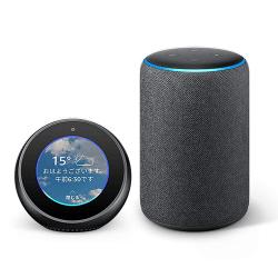 1.Echo Plus 第2世代 + Echo Spot 計100名