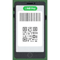 LINE Payコード