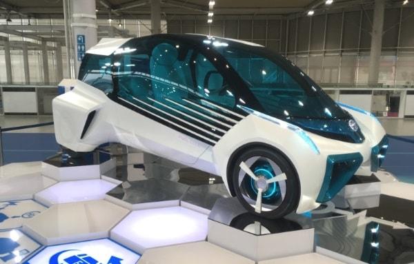 未来の燃料電池車1