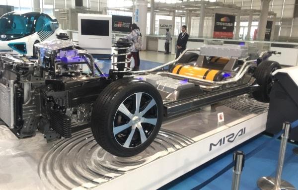 未来の燃料電池車2