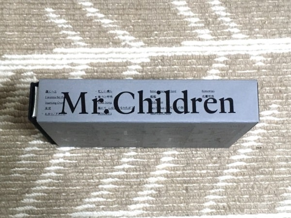 mr.children yoursong愛蔵版