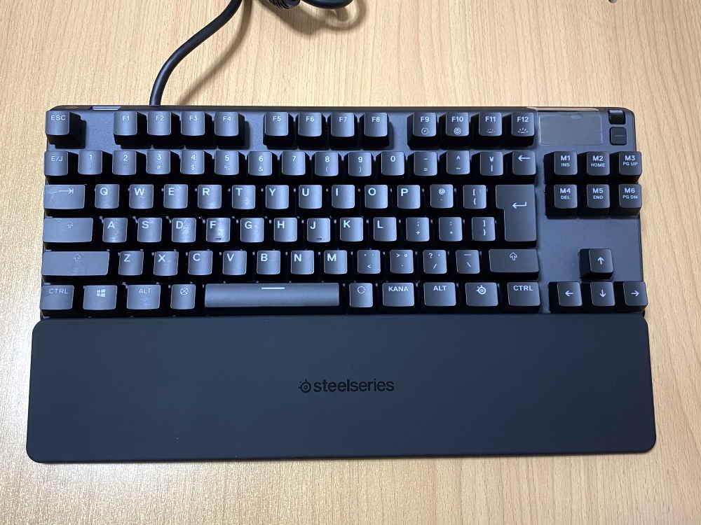 Apex Pro TKLの付属品