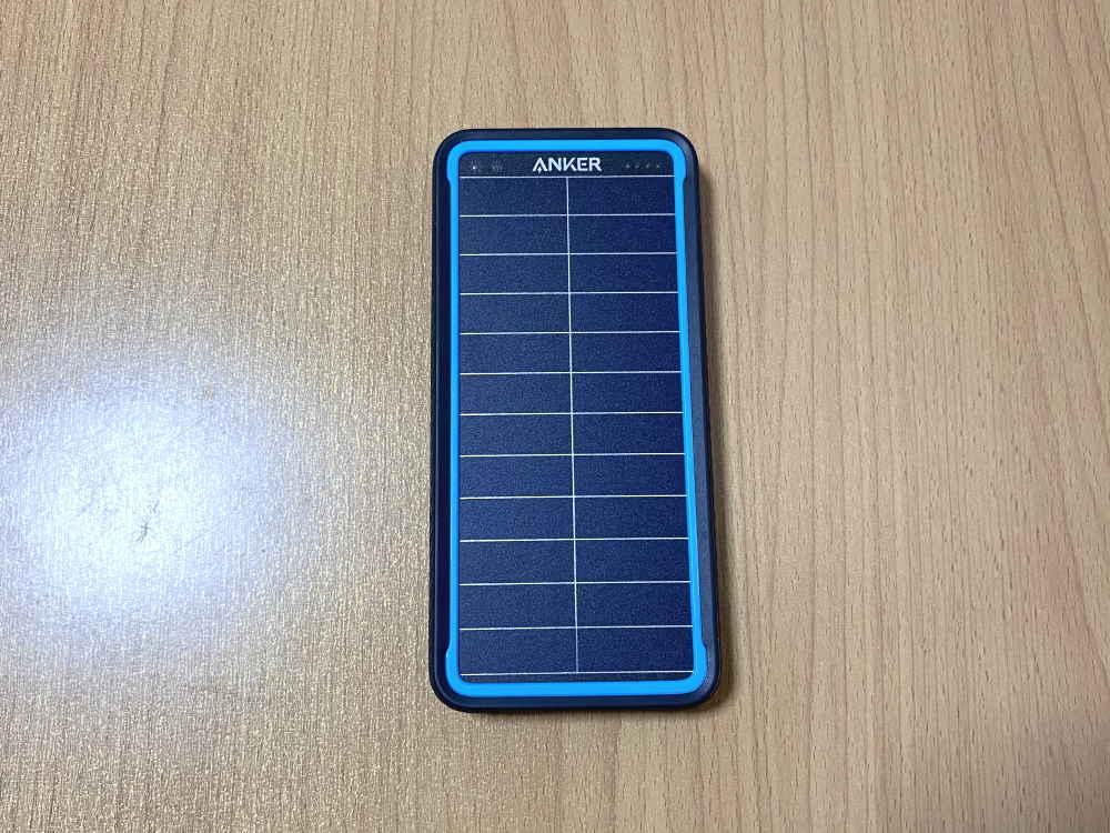 PowerCore Solarの外観