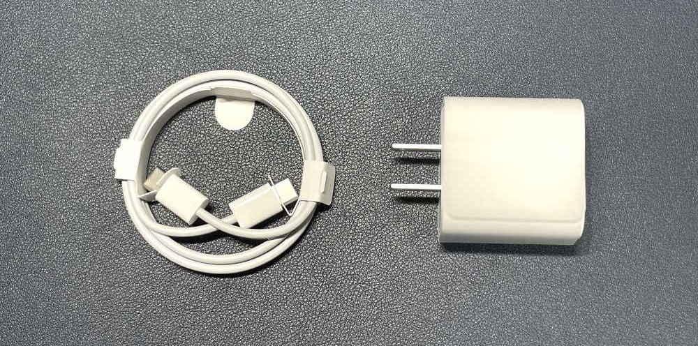 iPad mini6の付属品